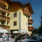 L'Hotel Belvedere d'estate