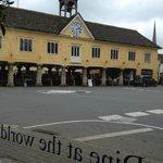 Tetburys's Historic Market Cross