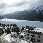 Lake St. Moritz (east end)