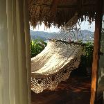 Hammock in Suite 1