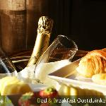 champaign breakfast