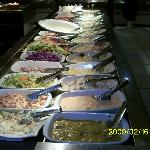 Salad options