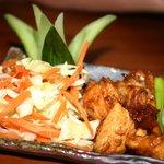 Teppanyaki Chicken