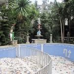 La future piscine
