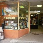 Front of 7th Street Books