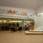Reception & Lobby Bar Upstairs