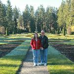 My wife and I love the Manito Rose Garden