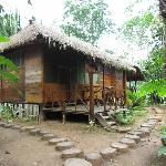 One of the 4 room bungalows