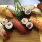 Sushi Mischung