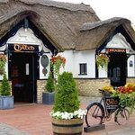 The Thatch front entrance