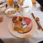 A Bavarian breakfast