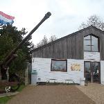 Le Blockhaus, Erplecques, Nord Pas De Calais, also see La Coupole