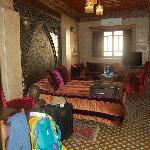 Suite composta da stanza matrimoniale più camera tripla. stanze comunicanti.