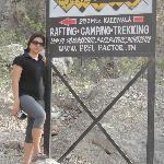 enterance of camp feel factor
