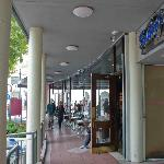 The front of Tosolini's in Canberra