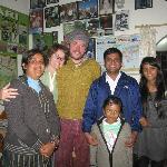 Family Adhikari, perfect hosts!!