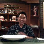 Chef Ken, owner.