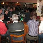 Interior of Dunne's Pub