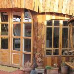New Hobbit House kitchen
