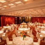 The magnificent Regency Ballroom is the perfect place for social events with a pre-function area