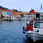 Fiskardo village