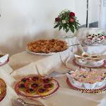 il buffet fantastico!!!!!!!!
