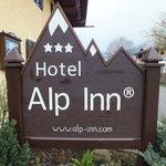 The Alp Inn !