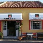 Cosy little restaurant