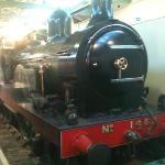 Victorian Express Locomotive
