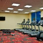 24 Hour Fitness Centre - Free