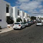 Back Street of Maribel Apartments