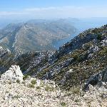 Bergwandern am Svetia Ilja