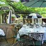 Courtyard Dining