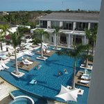Pool at Gansevoort Turks & Caicos