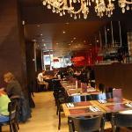 Brussels Grill Restaurant - Place Debrouckère Bruxelles