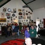 Regis Classic Tour visitors enjoying the music and memorabilia