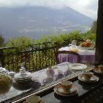 terraza del comedor