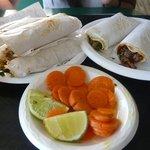 Mmmmm....carne asada tacos!