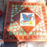mosaic finished