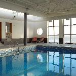 The Aqua Club with two pools