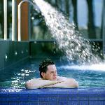 Indoor/Outdoor Thalassotherapy pool