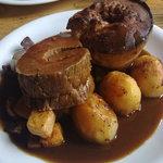 Roast Beef Dinner, yum yum