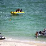 Orange Beach water sports, April 2012