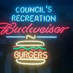 Council's Recreation Sign