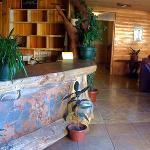 Recepcion Hotel Patagonia