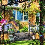 Villa Marco Polo - Spring gardens