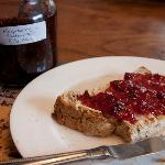 Breakfast - Homemade jam