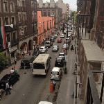 busy little street