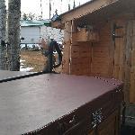 Hot Tub and Sauna