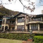 文学館(旧前田家別邸)